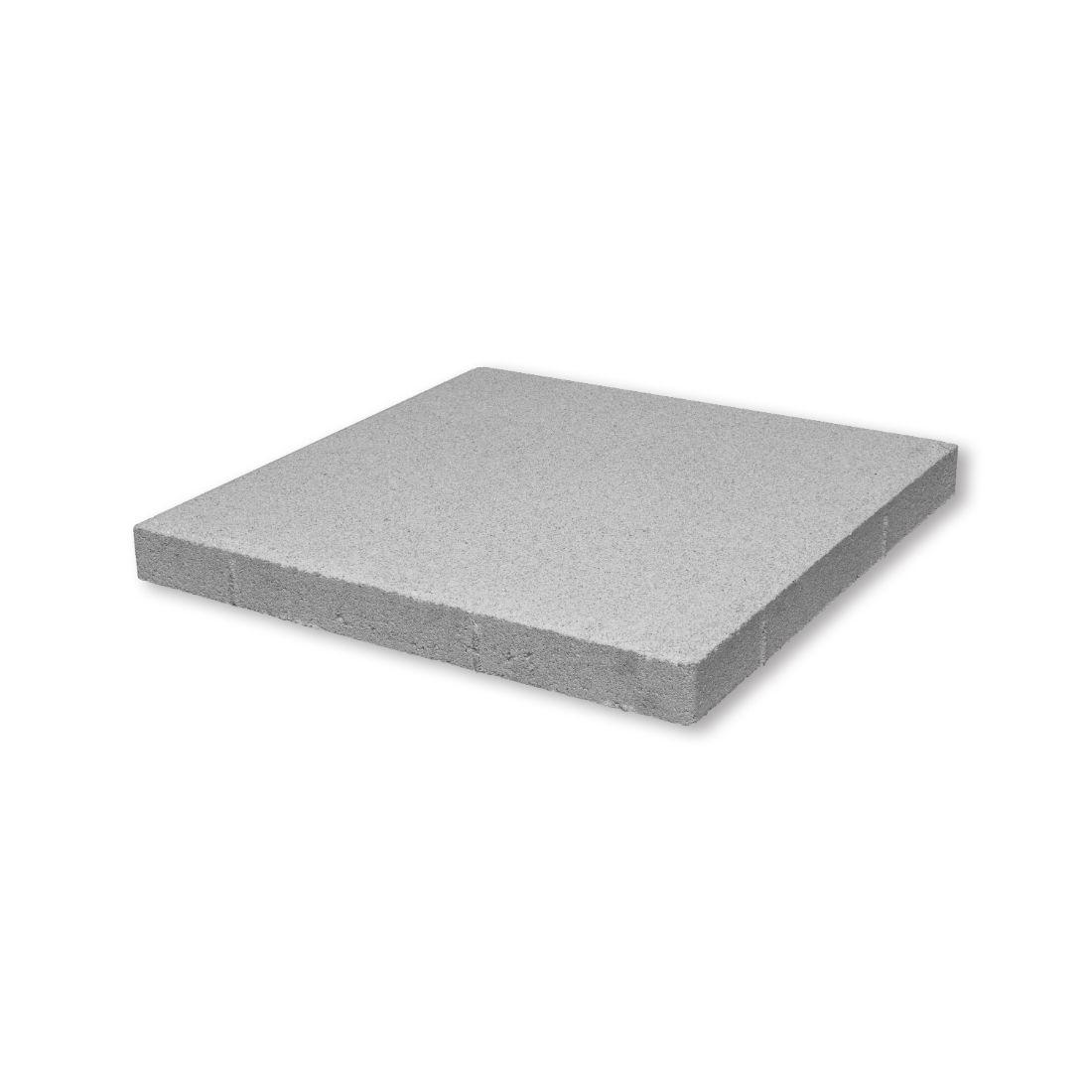 Flagstone Concrete Paver 400 x 400 x 40mm Ash