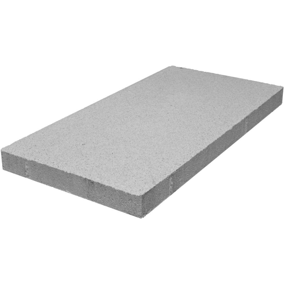 Patio Concrete Paver 542 x 270 x 40mm Ironsand