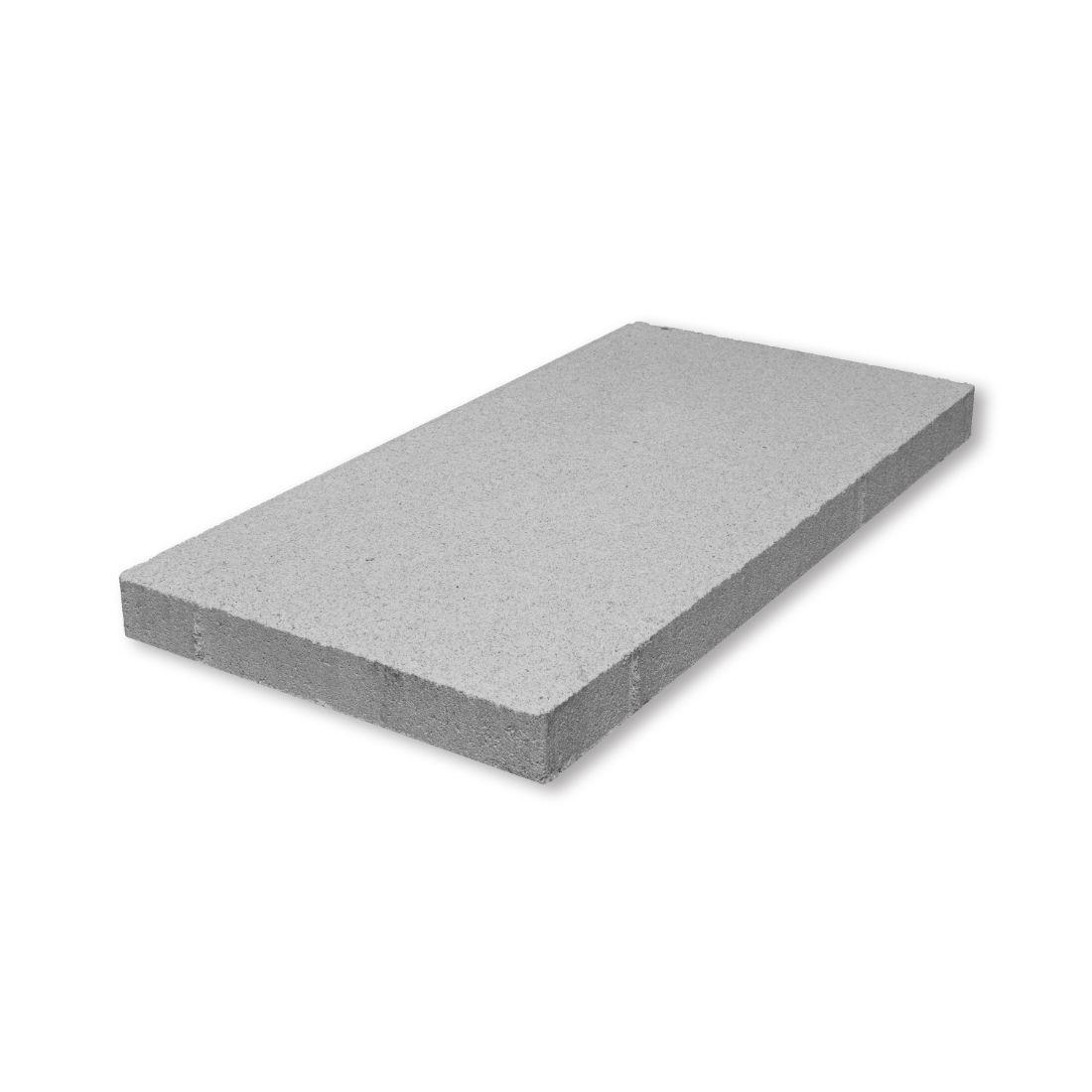 Patio Concrete Paver 542 x 270 x 40mm Ash