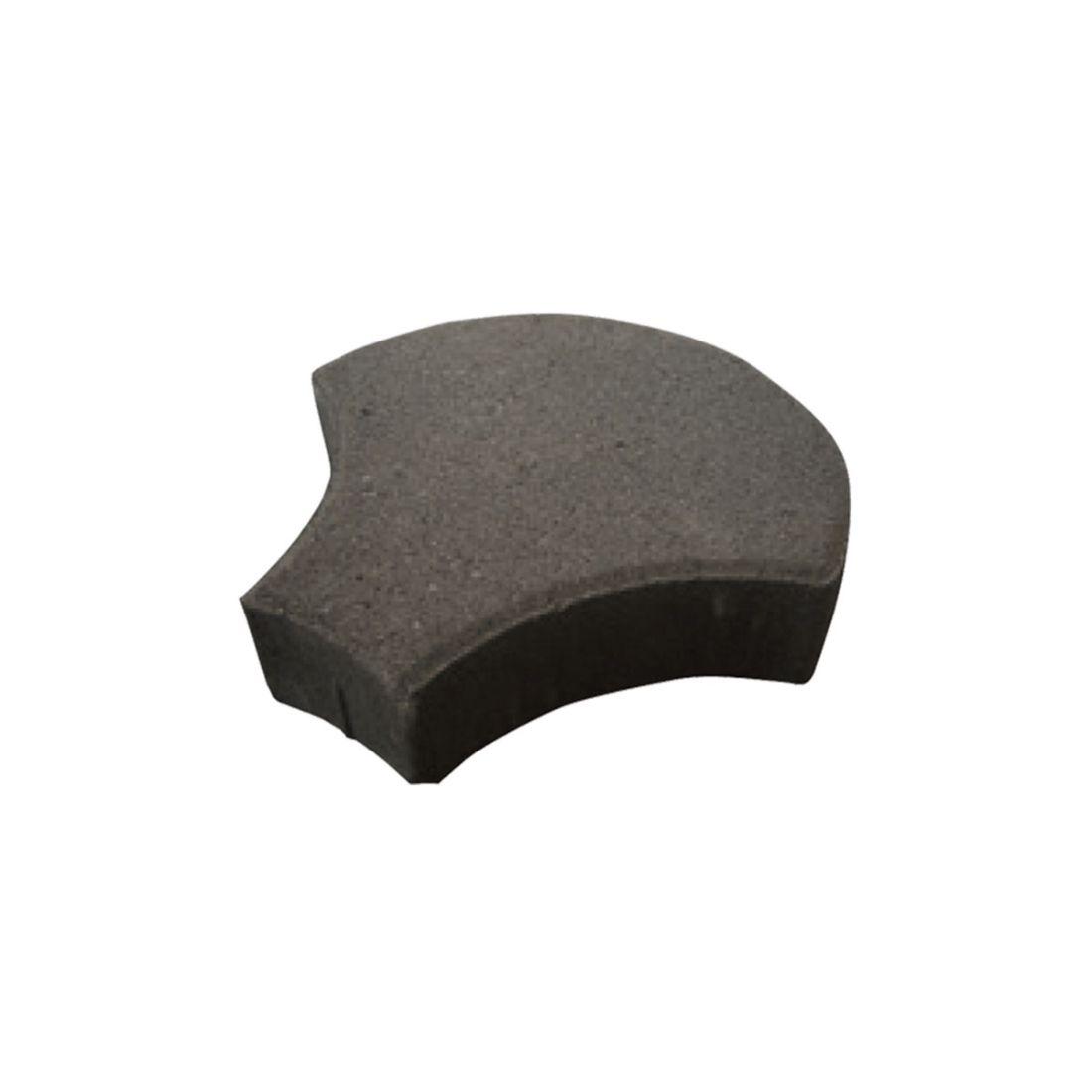 Matakana Concrete Paver 60mm Ironsand