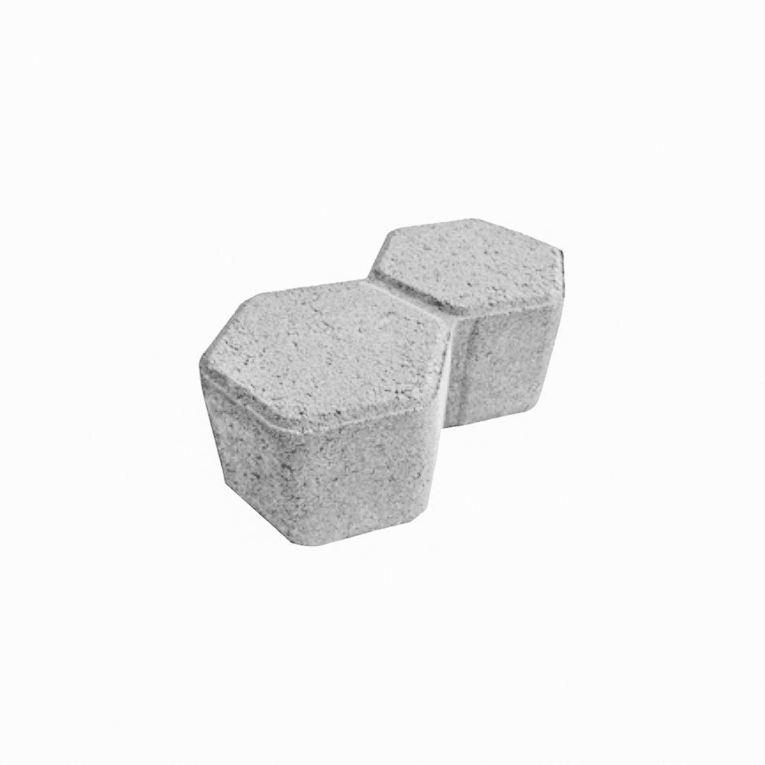 Aquaflow Permeable Paver 60mm Ash