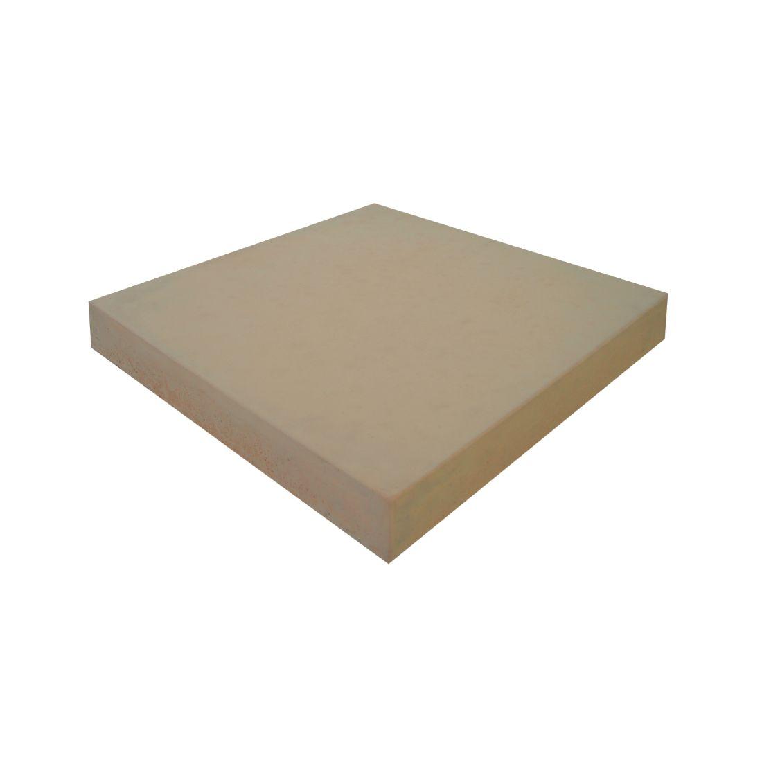 Milano Concrete Paver 300 x 300 x 37mm Cream Sands
