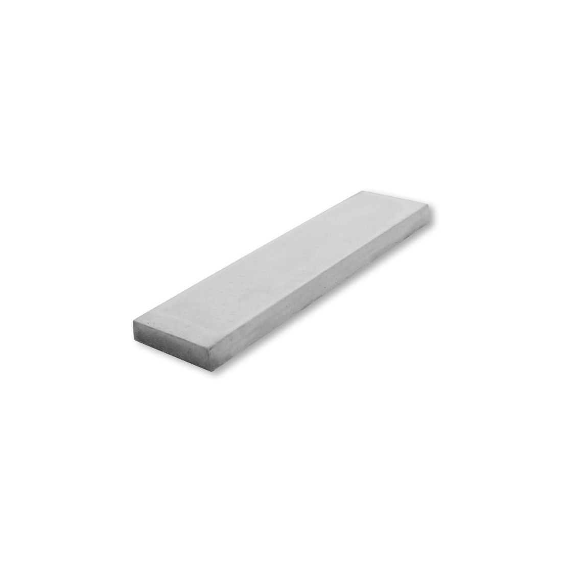 Milano Concrete Paver 600 x 150 x 37mm Natural Stone