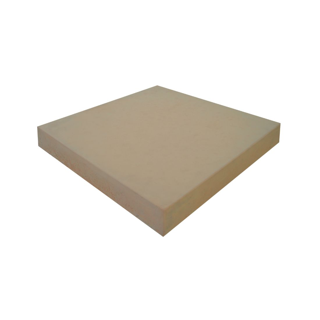 Milano Concrete Paver 600 x 600 x 37mm Cream Sands