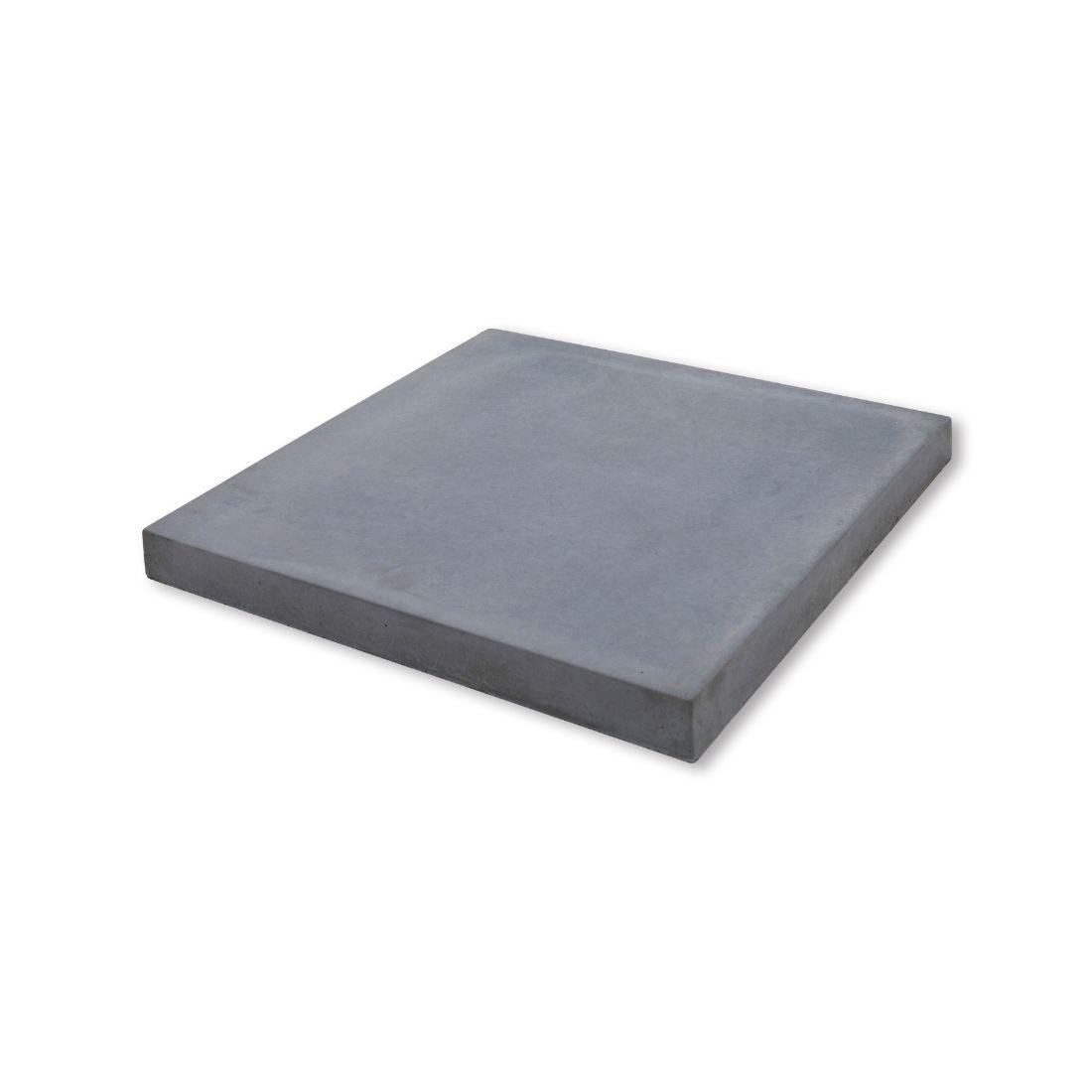 Milano Concrete Paver 600 x 600 x 37mm Grey River