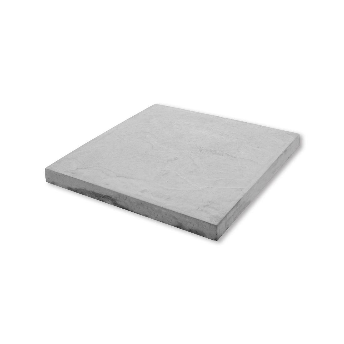 Romani Concrete Paver 450 x 450 x 37mm Natural Stone