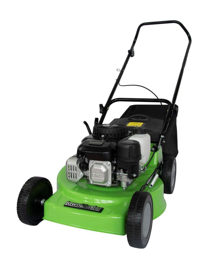 Petrol Lawnmower 149cc Steelbody