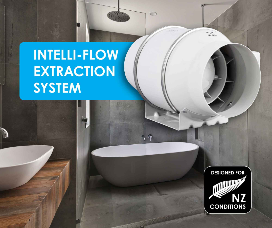 Weiss ER Series Intelli-Flow Intelligent Bathroom Extraction Kit