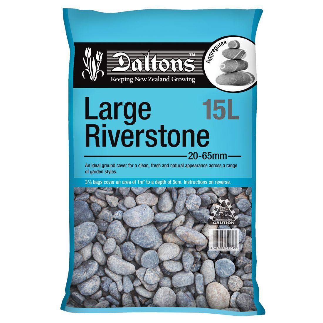 Large Riverstone 15L Bag