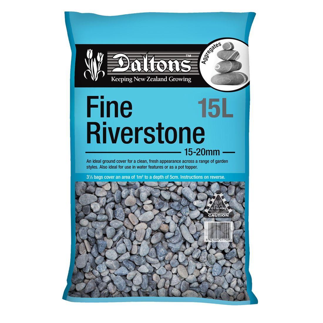 Fine Riverstone 15L Bag