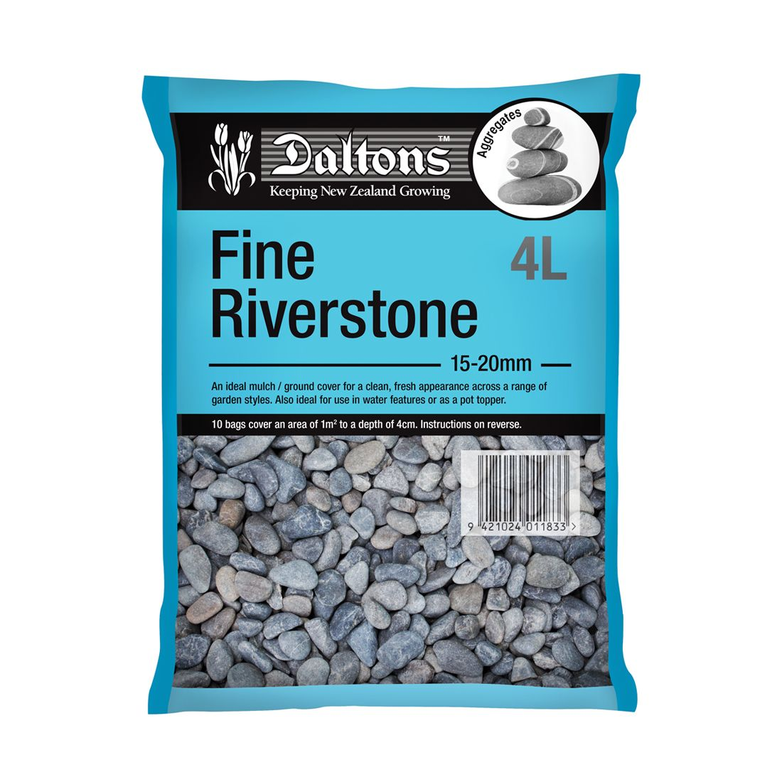 Fine Riverstone 4L Bag