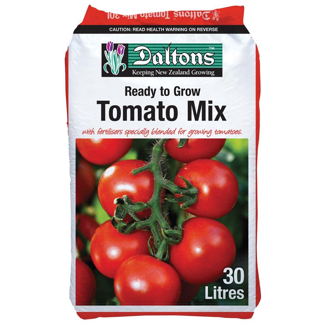 Tomato Mix Ready To grow 30L Bag