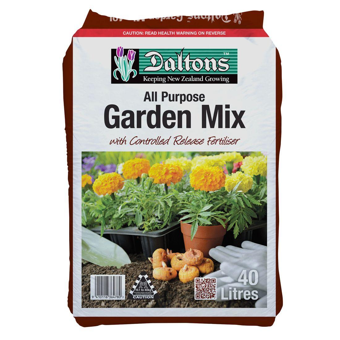 Garden Mix All Purpose 40l Bag
