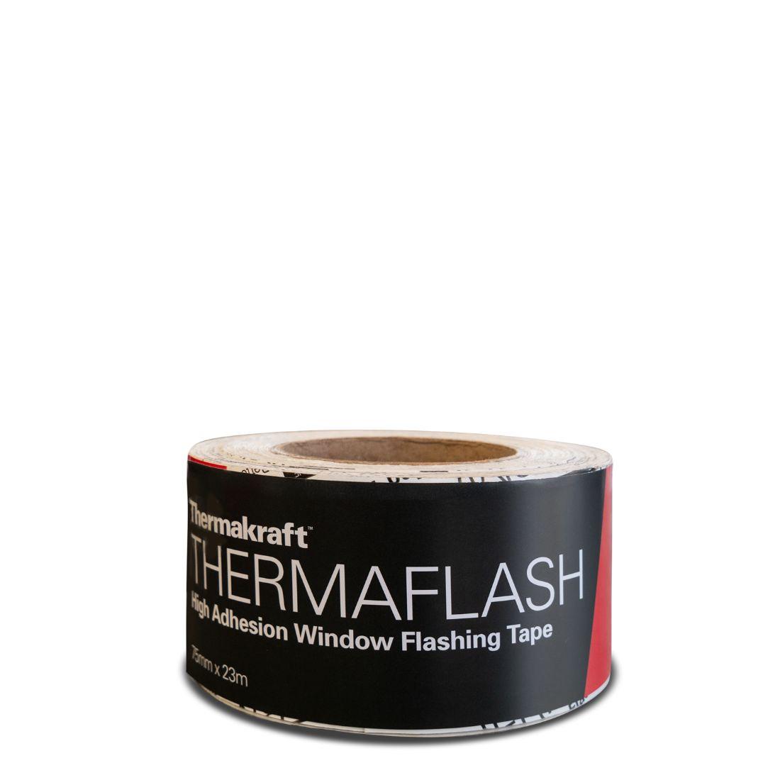 Thermaflash Window Flashing Tape 75mm x 23m