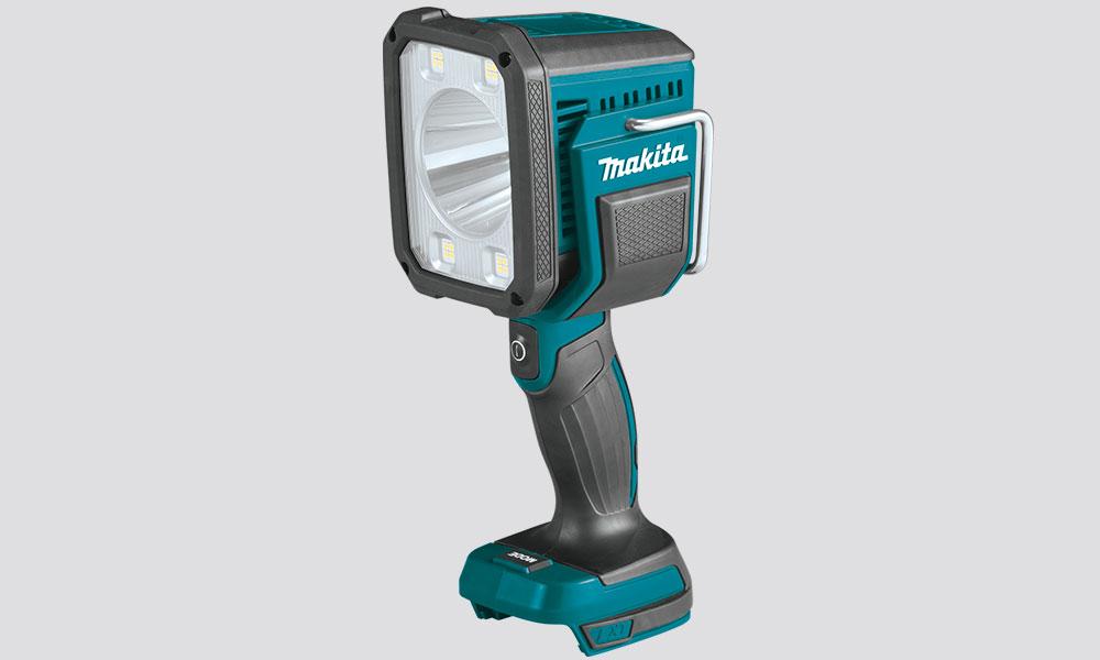 Flash Light 18V Cordless Led 1250LM Dml812