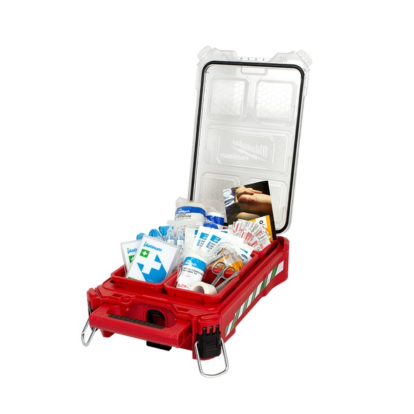 PACKOUT 128 Piece First Aid Kit