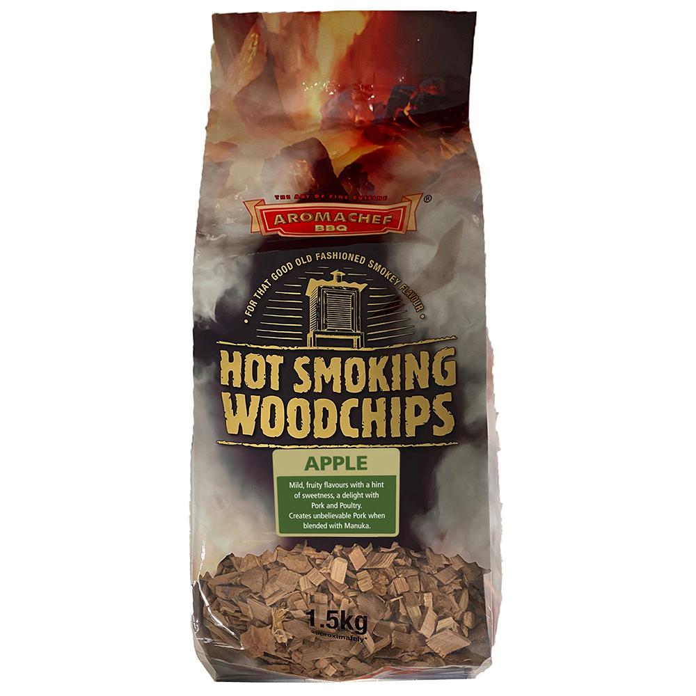 Woodchips Apple 1.5kg HACAPPLE