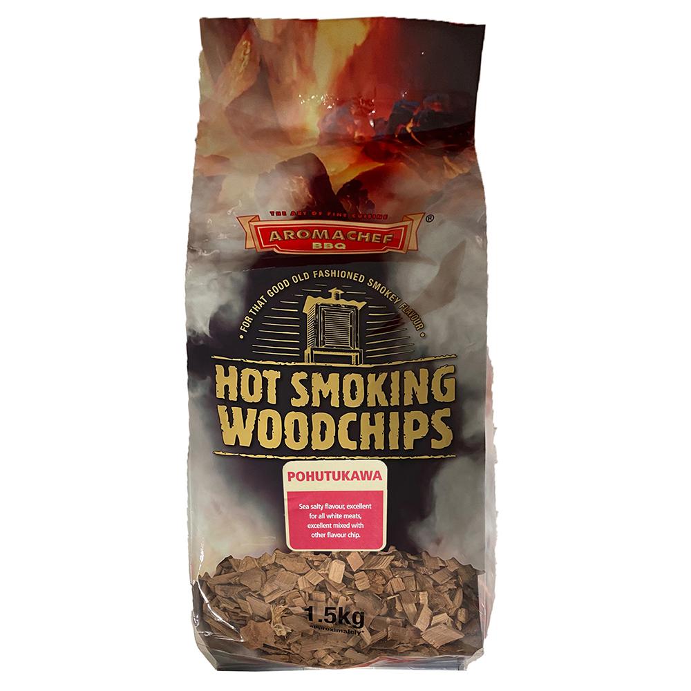 Woodchips Pohutukawa 1.5kg HACPOHUT