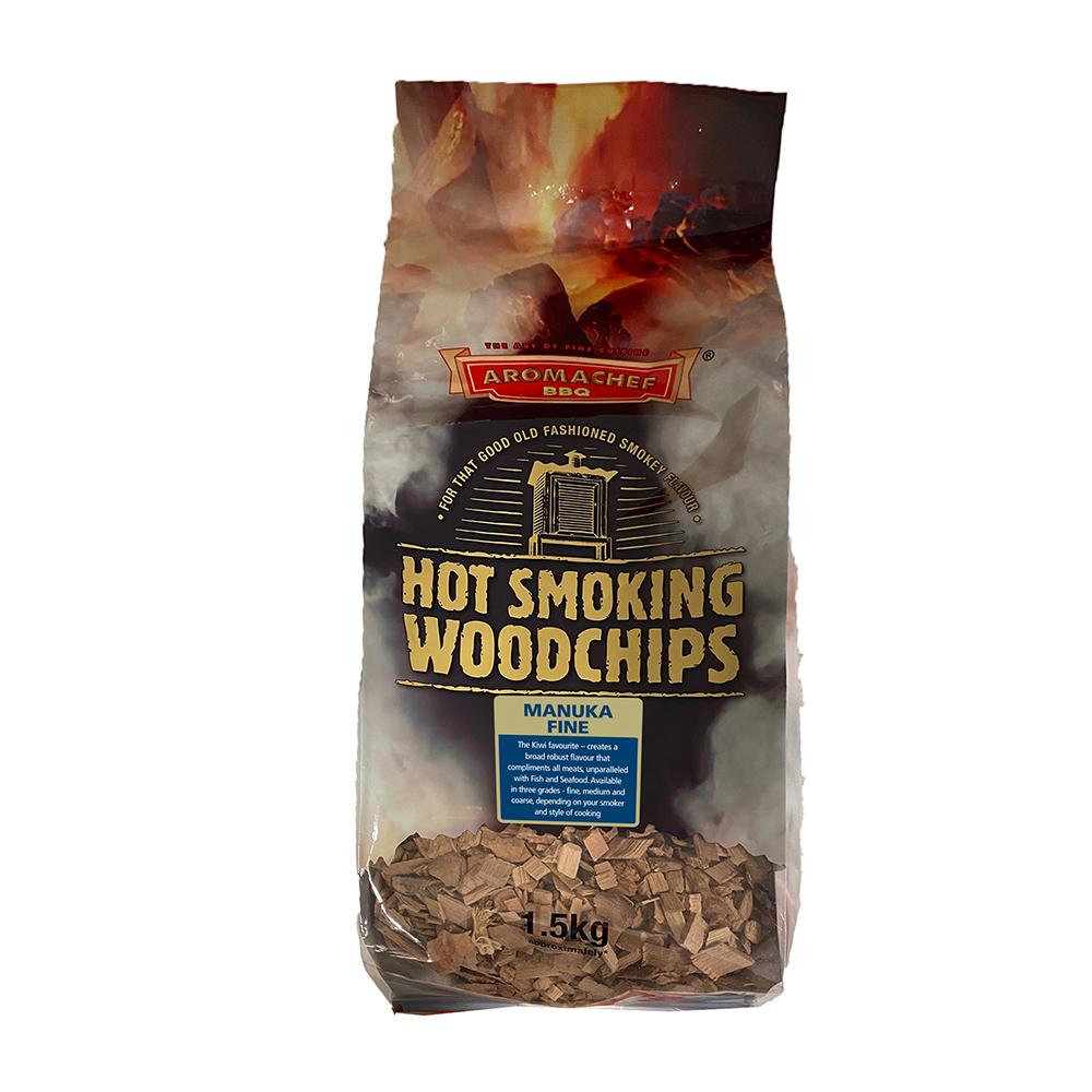 Woodchips Manuka Fine 1.5kg HMFBG1.5