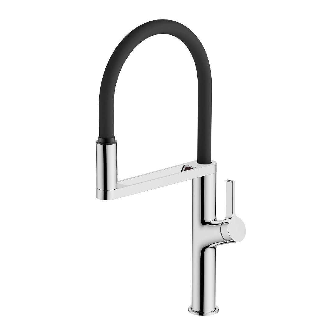 Galaxy Sensor Sink Mixer Chrome/Black