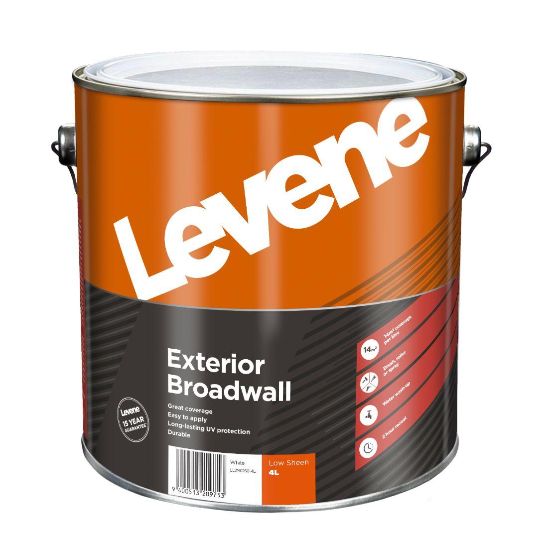 Exterior Low Sheen Deep 4L