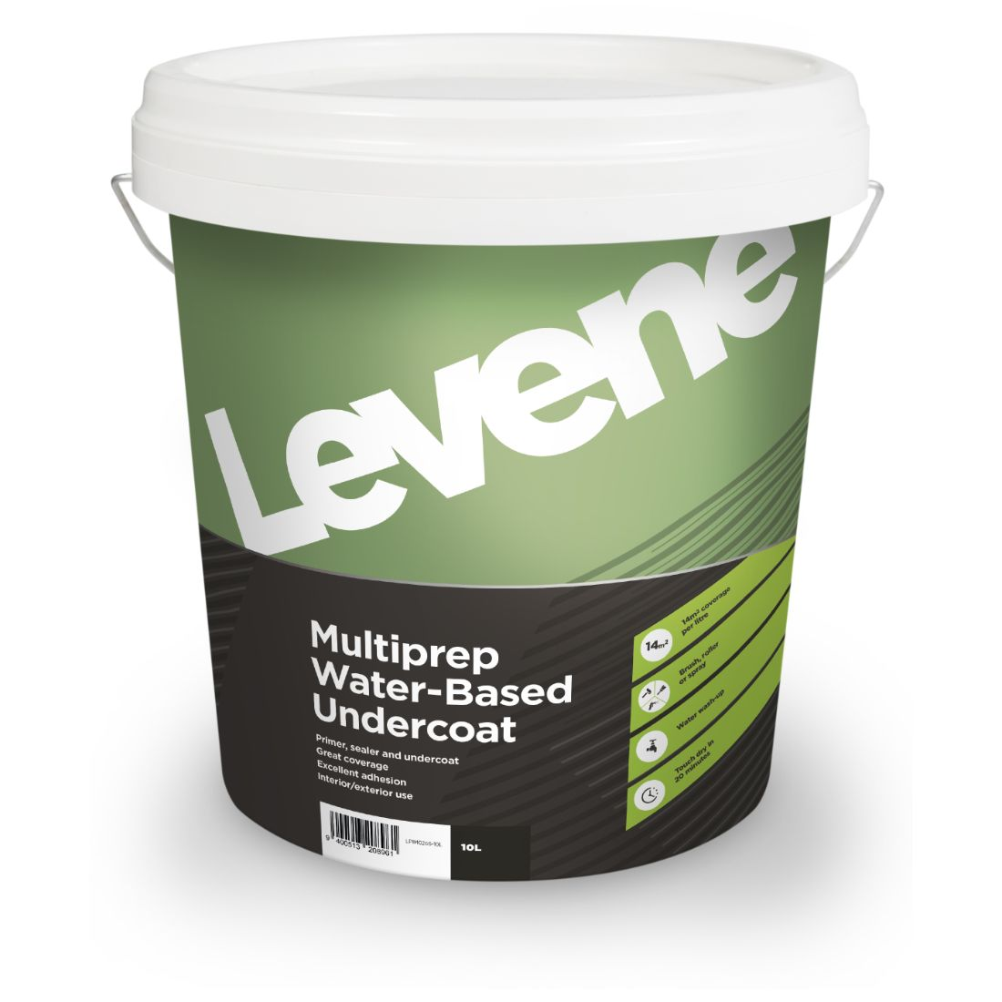 Multi Prep Water Based Undercoat 10L