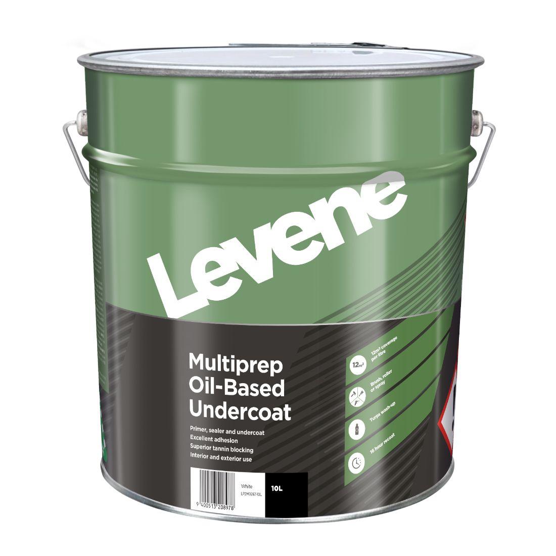 Multiprep Oil-Based Undercoat 10L