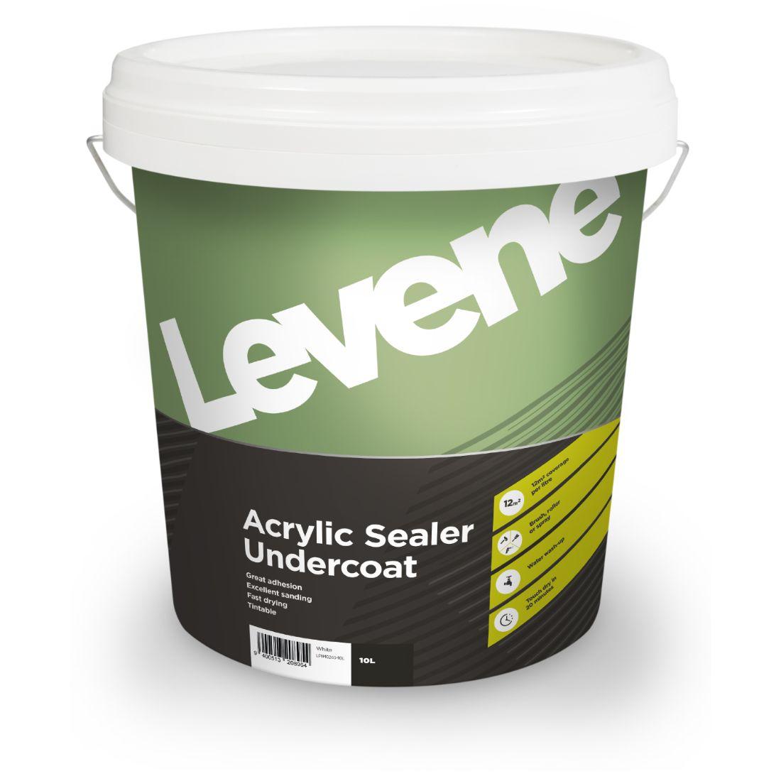 Acrylic Sealer Undercoat 10L