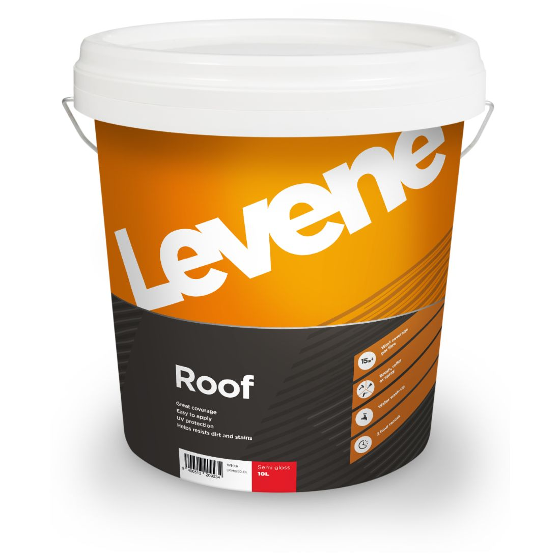Roof Semi Gloss Extra Bright 10L