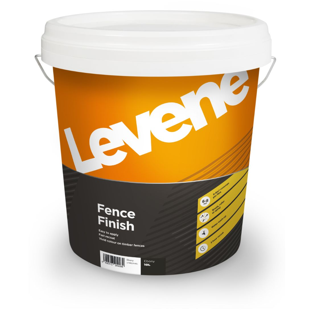 Fence Finish Brown 10L