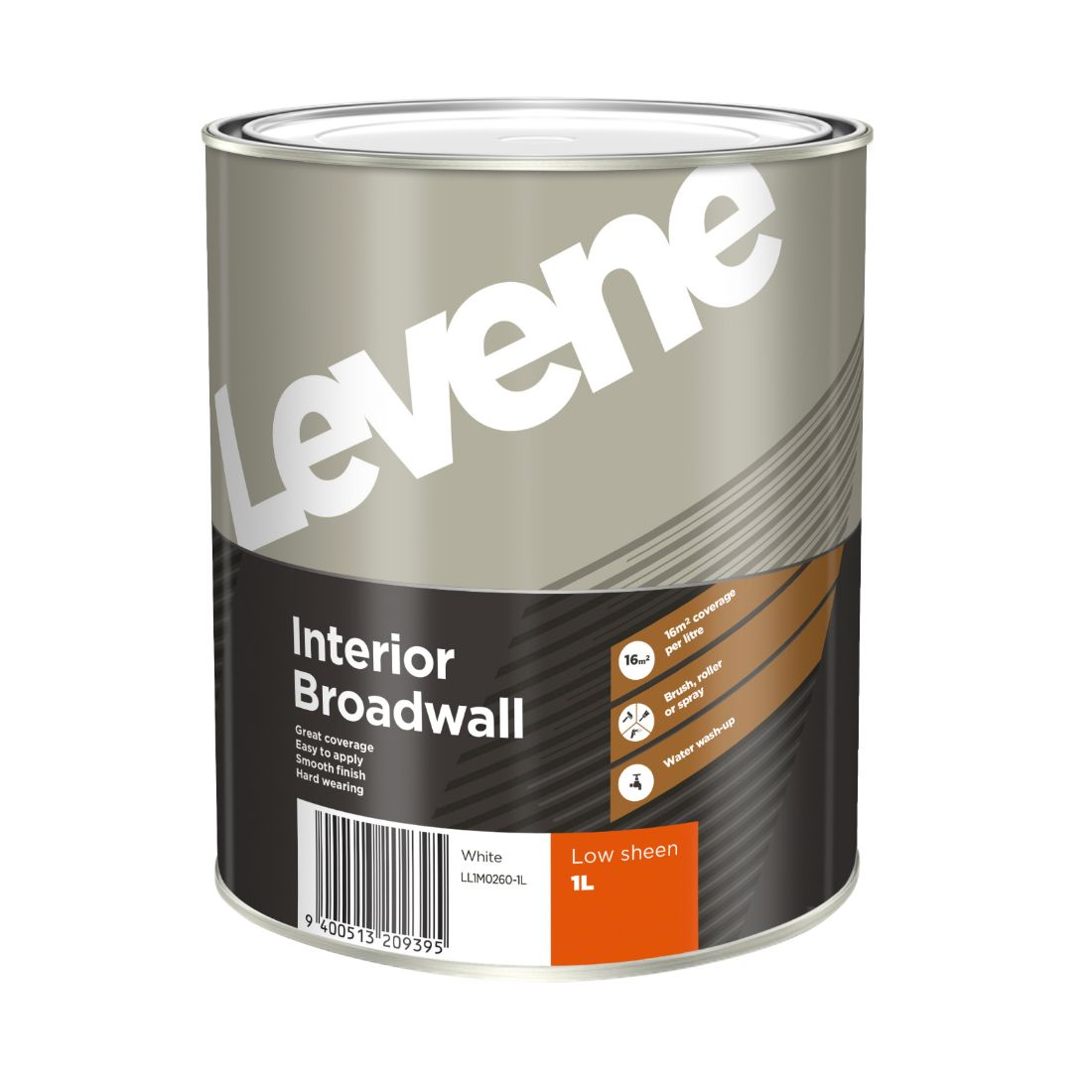 Interior Low Sheen Extra Bright 1L