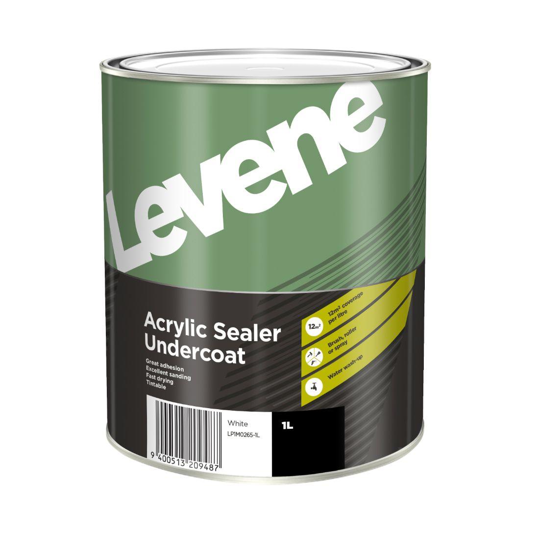 Acrylic Sealer Undercoat 1L