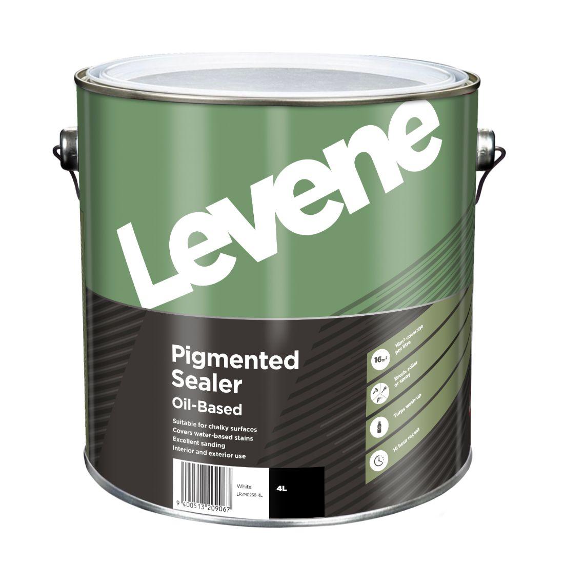 Pigmented Sealer 4L