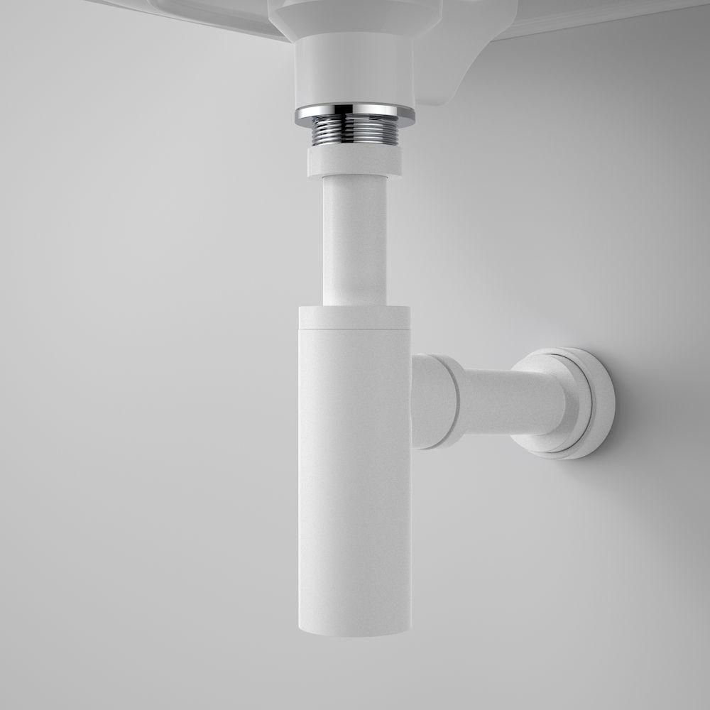 Caroma Vogue 40mm Bottle Trap White 687294W