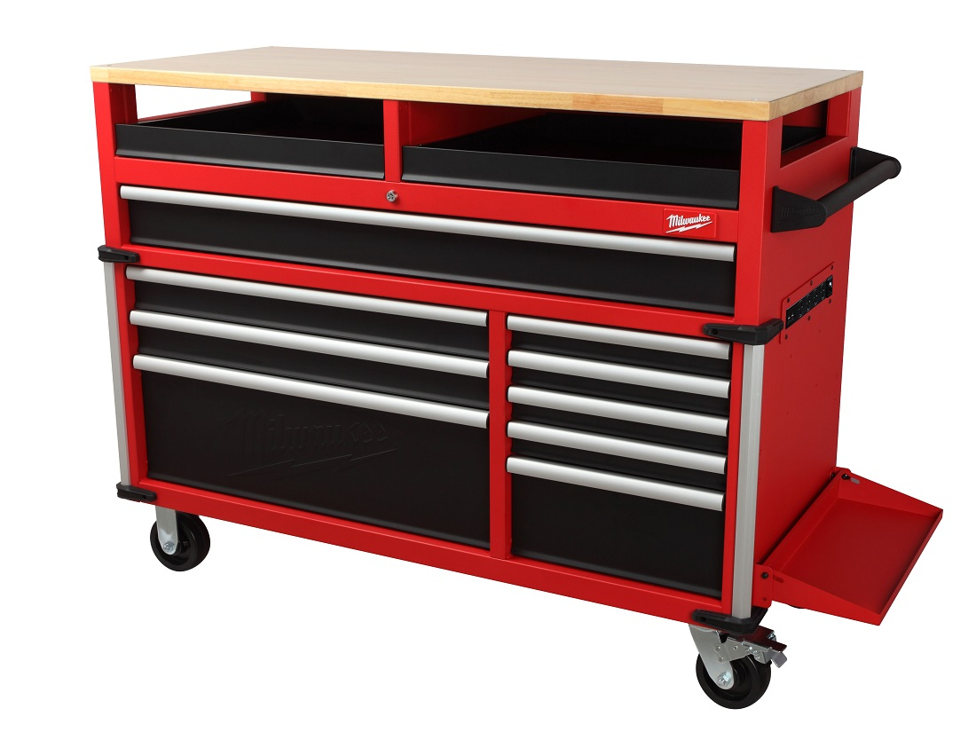 High Capacity Mobile Work Bench 52 Inch 48228551
