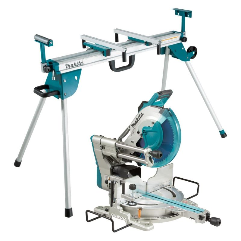 Slide Compound Mitre Saw 305mm (12 inch) With Stand LS1219LX3