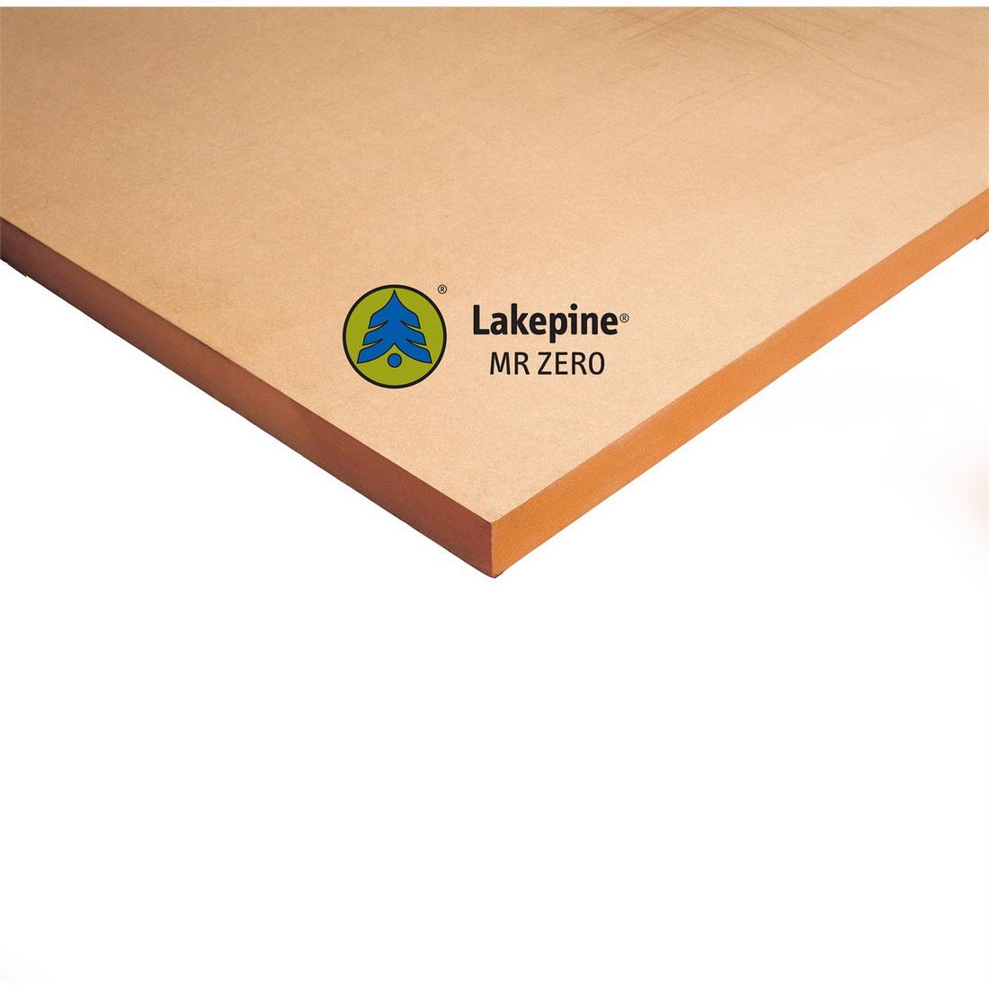 Lakepine Thin MDF Standard Panel 2440 x 1220 x 6mm 8601221