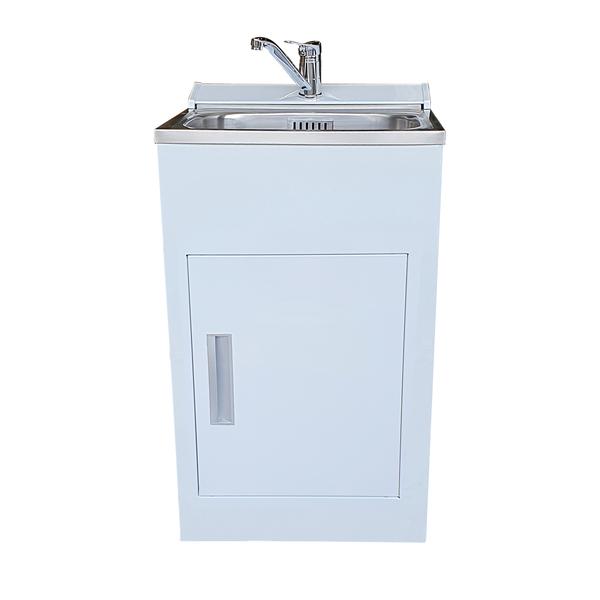 Boston Laundry Tub 1 Door Cabinet 560mm BOSTON560