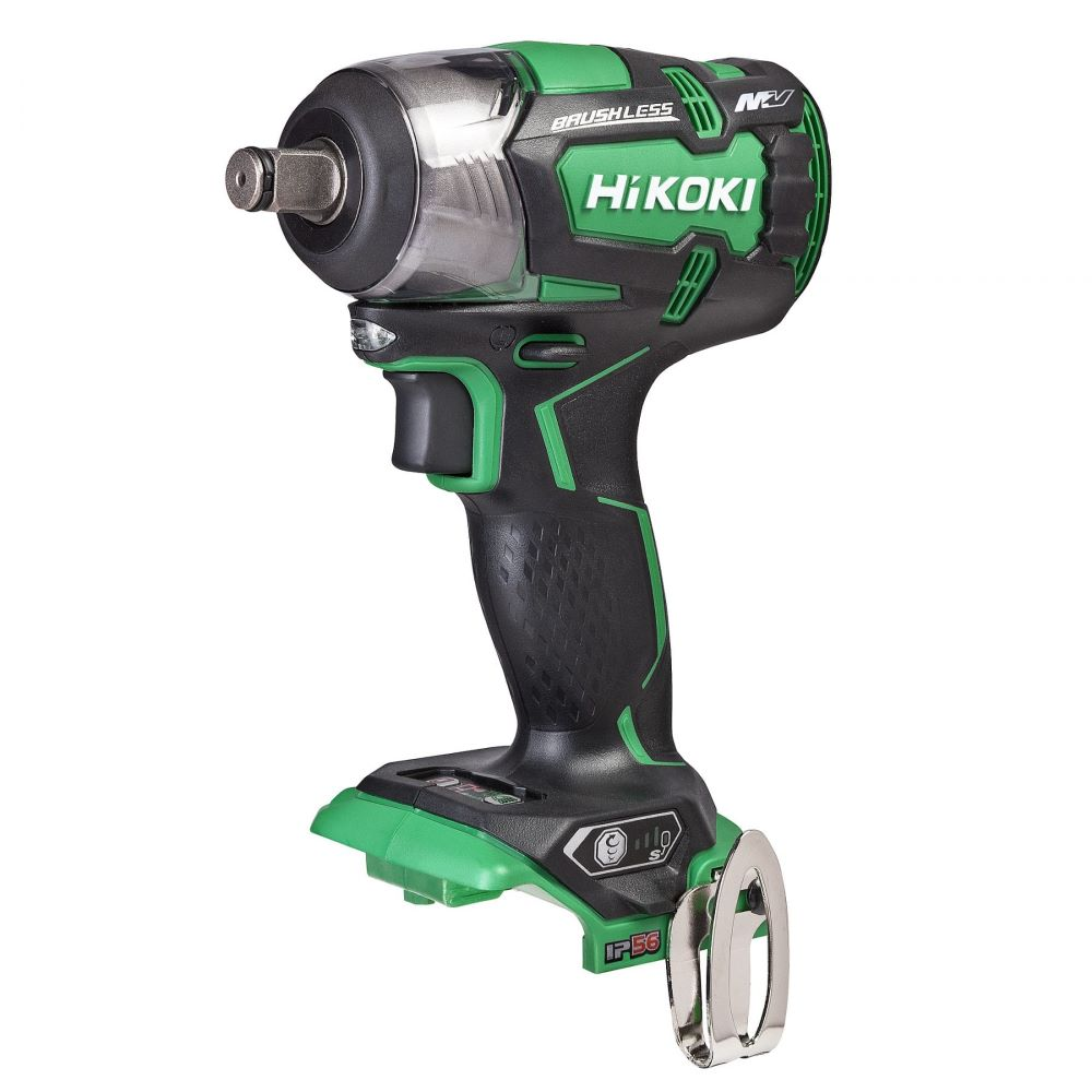 Compact Impact Wrench 36V Skin Only 320nm WR36DC(G4Z)