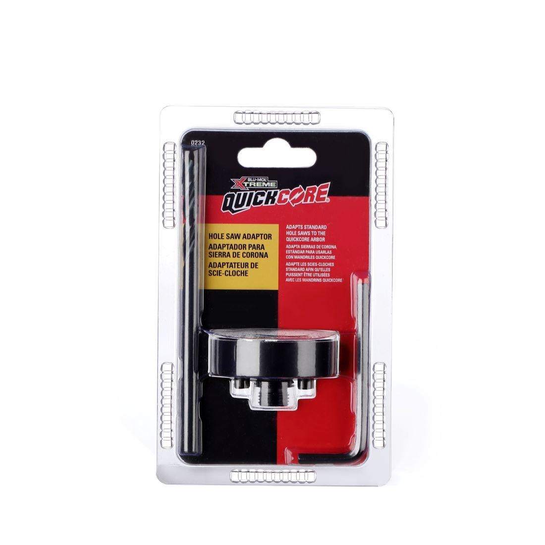 Xtreme Quick Core Universal Adapter 1 Piece BLXQC0232