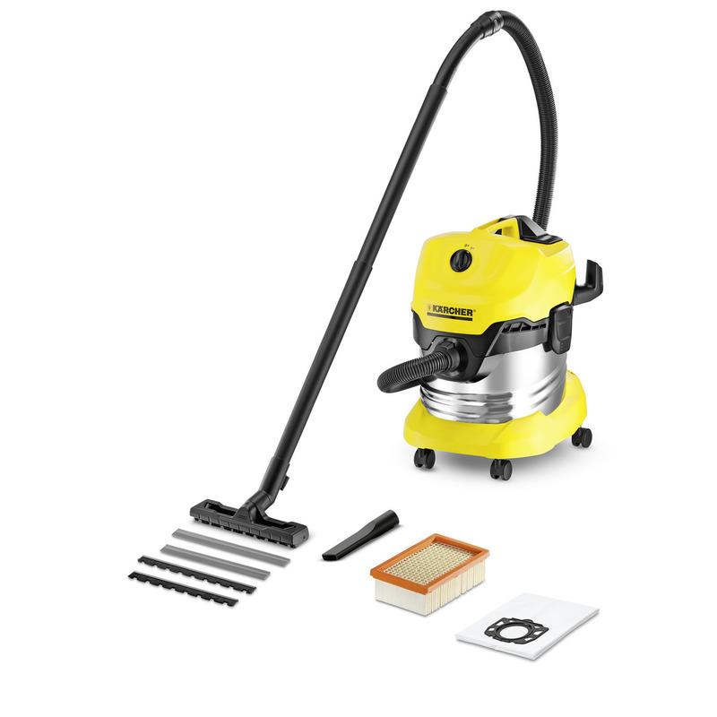 WD4 Wet & Dry Vacuum 1600w 13481550
