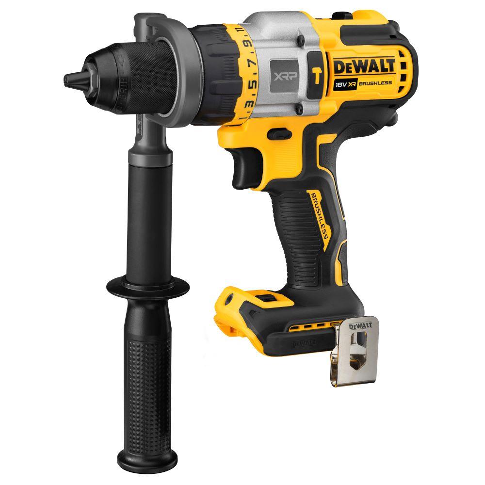 18V XR FlexVolt Advantage Brushless Hammer Drill Skin DCD999N-XE