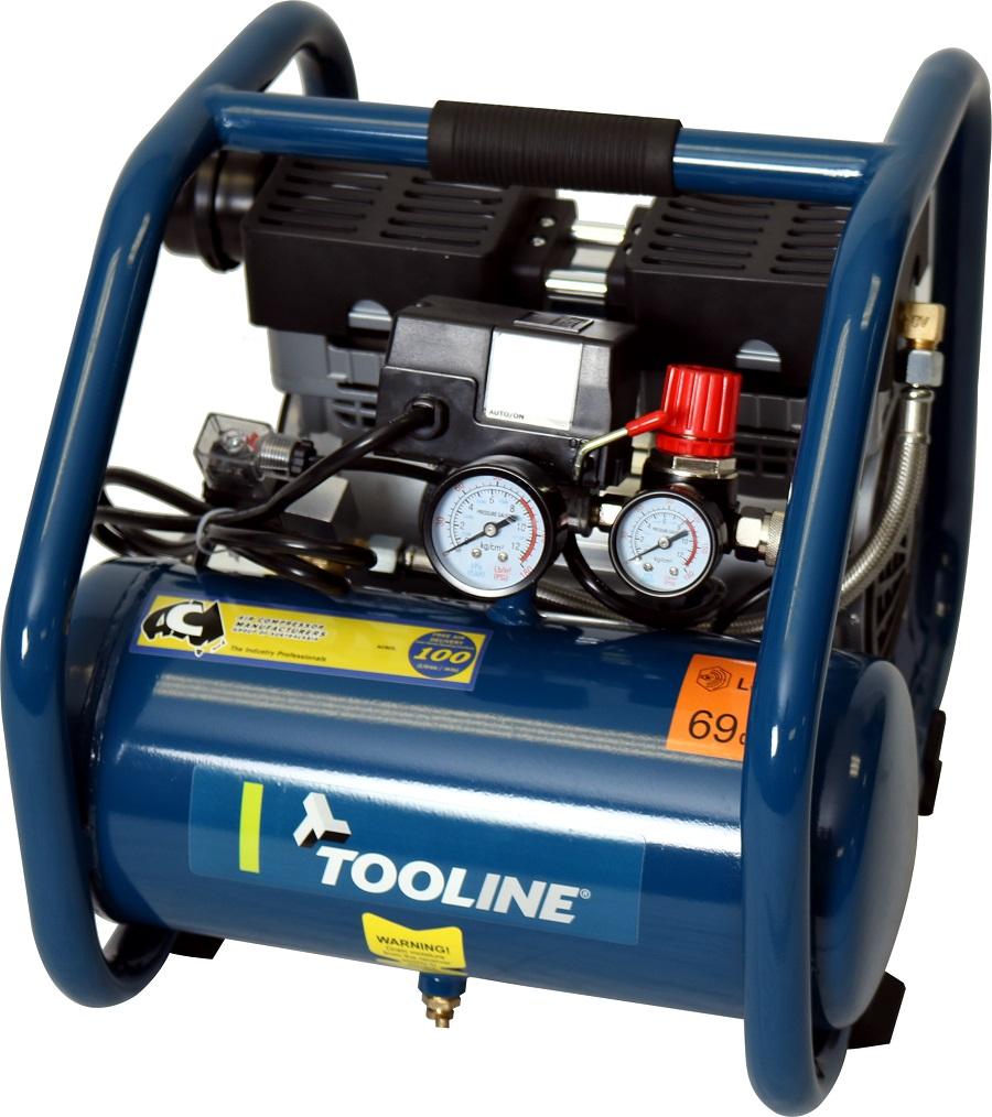 Oilless Compressor 6 Litre AC6OL