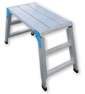 Work Platform Height Adjustable 850mm 150kg