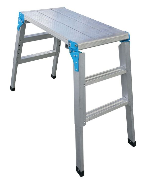 Work Platform Height Adjustable 1200mm 150kg