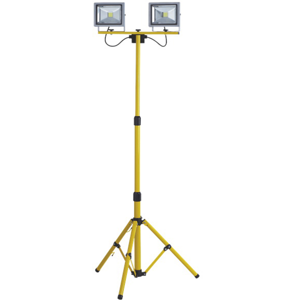 20W 2x1600lm Twin LED Worklight IP65