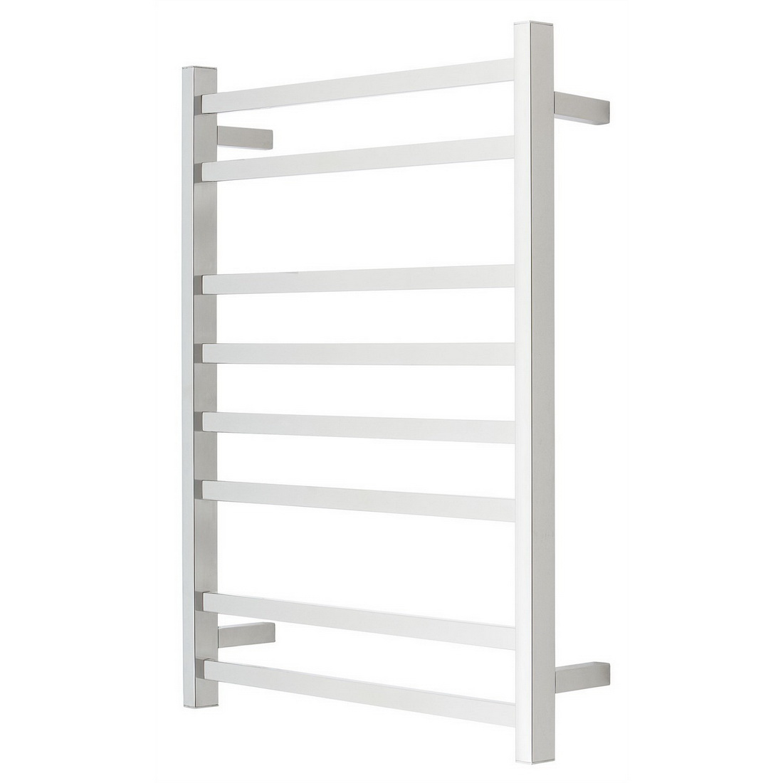 Alexander Elan Square Heated Towel Ladder 800 x 600 mm Polished ELA-8A08