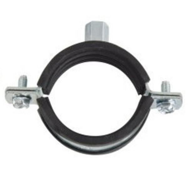 Aqualine Aquaclip 2-Bolt Insulated Heavy Duty Munzing Ring 150 mm Copper/PVC MRIN150
