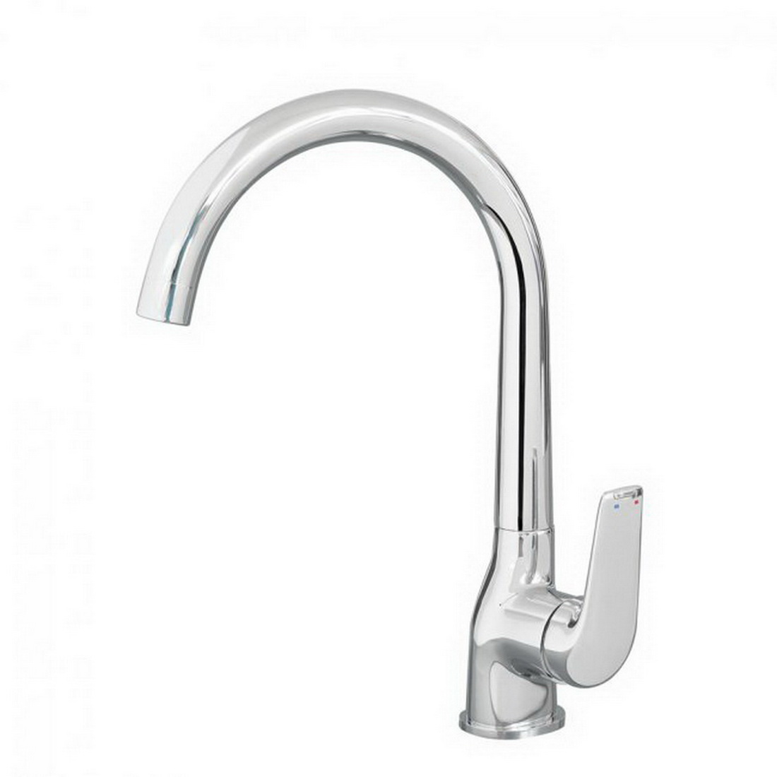 Saluto All Pressure Sink Mixer Chrome