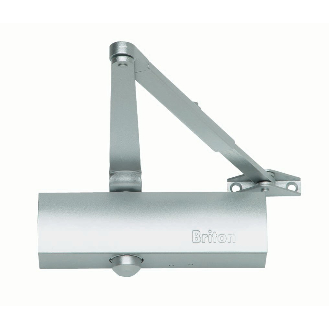 200 Series Door Closer Die-Cast Aluminium Sprayed Silver